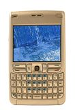 Telefono astuto immagine stock
