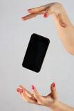 Telefono astuto Fotografia Stock Libera da Diritti