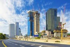 Telefono Aviv Cityscape In Daylight fotografia stock