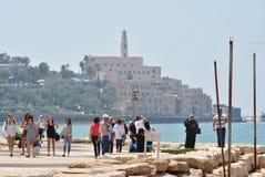 Telefono Aviv Jaffa Fotografia Stock Libera da Diritti