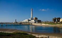Telefono Aviv Power Station Immagine Stock