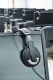 Telefono capo Fotografia Stock Libera da Diritti