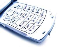 Telefono cellulare astratto - isolato Fotografia Stock Libera da Diritti