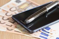 Telefono cellulare immagine stock libera da diritti
