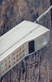 Telefono cellulare d'annata Fotografie Stock