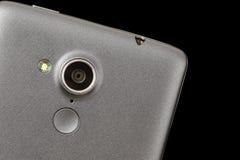Telefono cellulare della macchina fotografica Fotografia Stock