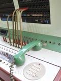 Telefono d'annata immagine stock