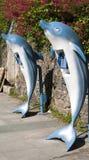 Telefono del delfino Fotografia Stock