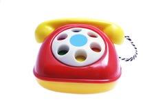 Telefono del giocattolo Fotografia Stock Libera da Diritti