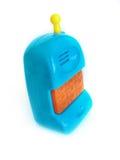 Telefono del giocattolo Immagini Stock