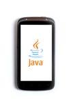 Telefono del Java immagini stock