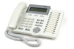 Telefono del sistema Fotografia Stock Libera da Diritti