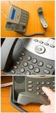 Telefono del telefono Fotografie Stock