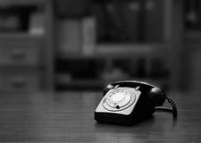 Telefono dell'annata Immagine Stock