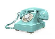 Telefono dell'annata isolato illustrazione di stock