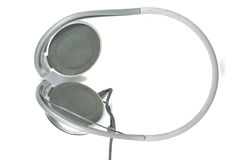 Telefono dell'orecchio Fotografia Stock