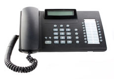 Telefono dell'ufficio Fotografie Stock