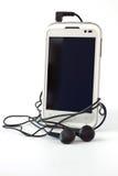 Telefono della barra delle cellule Fotografie Stock