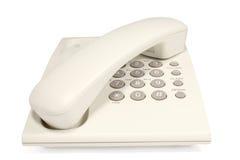 Telefono della linea terrestre Fotografia Stock