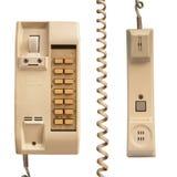 Telefono della parete Fotografia Stock Libera da Diritti