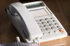 Telefono della Tabella Fotografia Stock