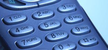 Telefono delle cellule Fotografie Stock
