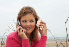 Telefono delle coperture Immagine Stock Libera da Diritti