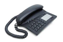 Telefono dello scrittorio Fotografie Stock