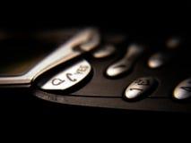 Telefono di affari Fotografia Stock