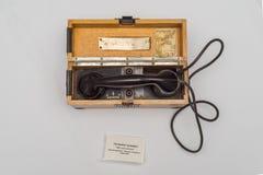 Telefono di Siemens Fotografie Stock