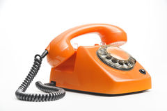 Telefono di squillo Immagini Stock