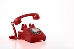 Telefono dial-up fotografia stock libera da diritti