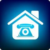 Telefono domestico Fotografie Stock