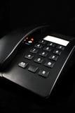 Telefono isolato fotografie stock libere da diritti