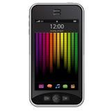 Telefono mobile | 04 Fotografia Stock