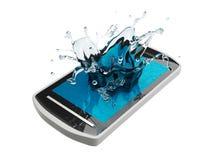 Telefono mobile Immagini Stock