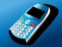 Telefono mobile illustrazione di stock