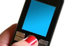 Telefono mobile Fotografia Stock