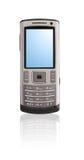 Telefono mobile classico Immagini Stock