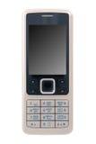 Telefono mobile di affari (isolato Immagini Stock Libere da Diritti