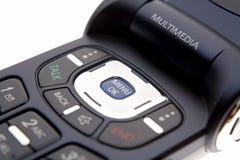 Telefono mobile o cellulare Immagini Stock Libere da Diritti