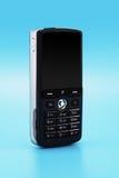 Telefono mobile (percorso di residuo della potatura meccanica) Fotografie Stock Libere da Diritti