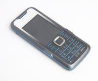 Telefono mobile sottile Fotografie Stock Libere da Diritti