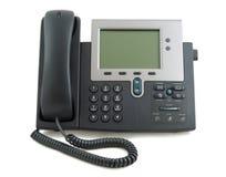 Telefono moderno di Digitahi Fotografie Stock Libere da Diritti
