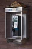 Telefono pubblico Immagine Stock