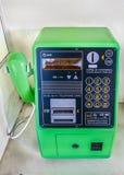 Telefono pubblico nel Giappone Immagini Stock