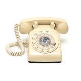 Telefono rotativo Immagine Stock