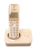 Telefono senza cordone di Digitahi Fotografia Stock