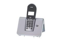 Telefono senza fili dell'ufficio moderno Fotografia Stock Libera da Diritti