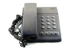 Telefono sporco della polvere Immagine Stock Libera da Diritti